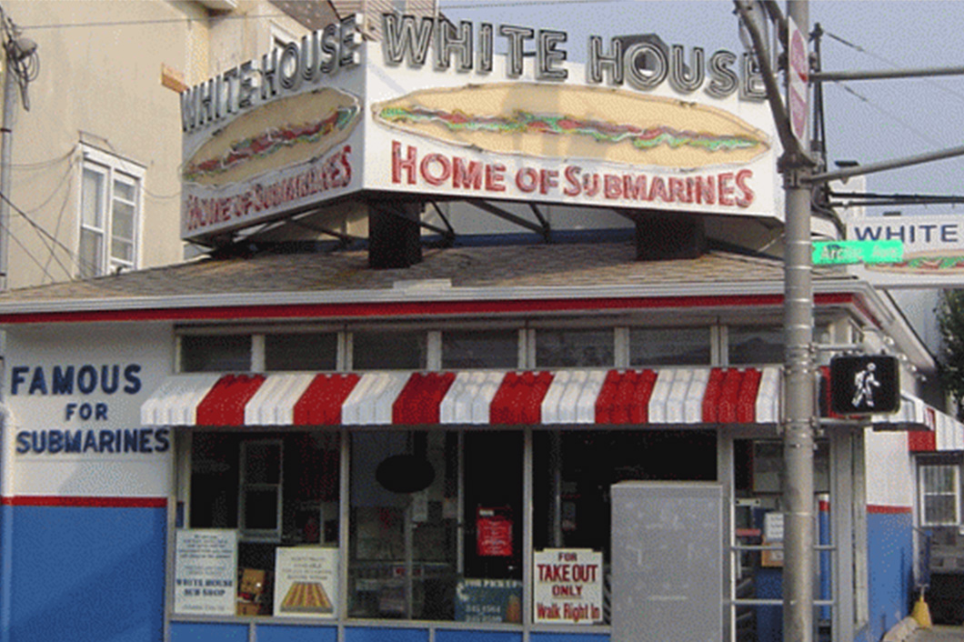 Travelers who viewed White House Sub Shop also viewed